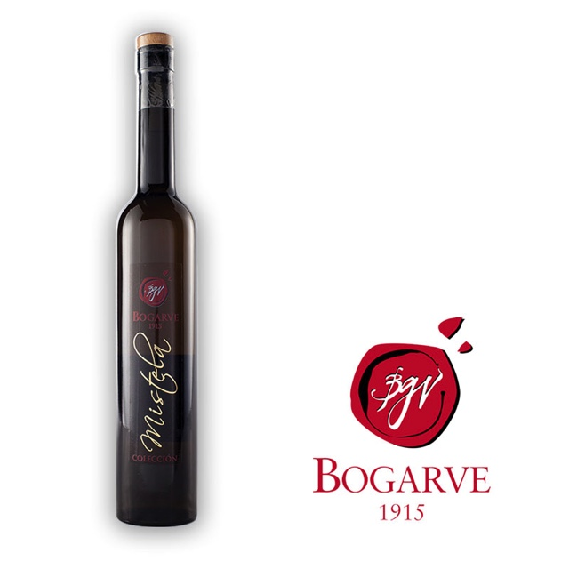Bogarve 1915 Mistela Moscatel with case